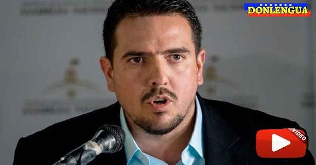 Maduro anuncia a Stalin González como favorito para la Alcaldía de Caracas