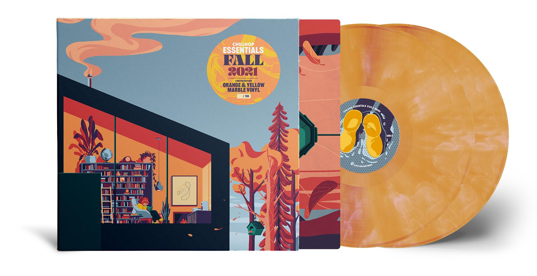 Chillhop Essentials Fall 2021 | Full Album Stream & Vinyl Pre-Order