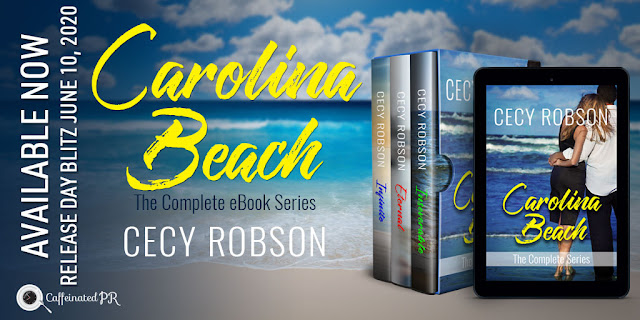 Spotlight:  Carolina Beach Box Set by Cecy Robson