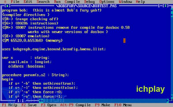 Download Phần Mềm Turbo Pascal 7.0 Cho PC Win 7 10 8 8.1 XP (Lớp 8 & Lớp 11) a