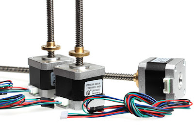 A Simple guide to identify the stepper motor you have