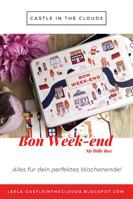 My little Box Bon Week-end Oktober 2019 Pinterest