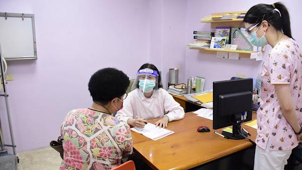 彰化縣幼兒園及課照中心教職員工 今依造冊啟動開打疫苗