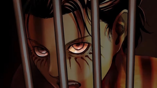 Tanggal Rilis Manga Attack on Titan Chapter 135 dan Anime Season 4