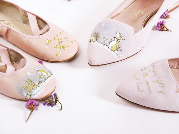 Los zapatos personalizados de Marian loves shoes