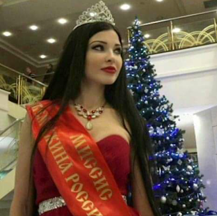 Elena Nizhegorodtseva - Miss Russia 2019