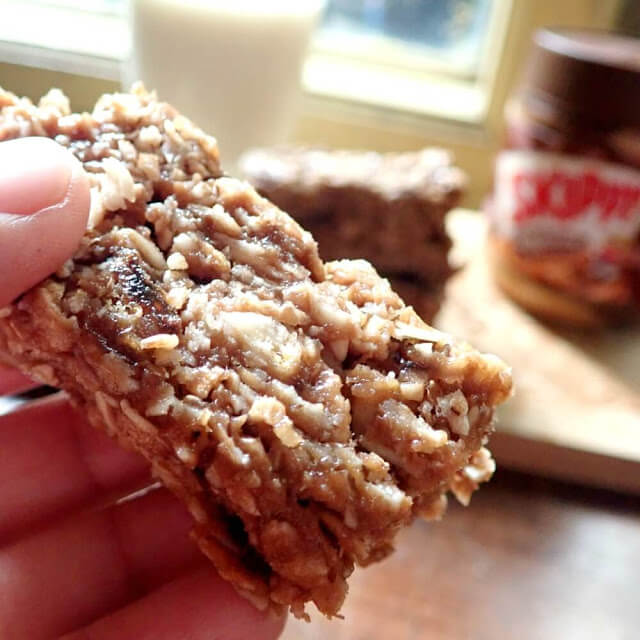 resep oatmeal energy bars