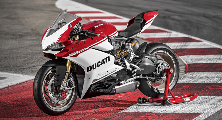 Ducati Celebrates 90th Birthday With 1299 Panigale S Anniversario Edition