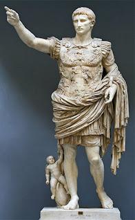 Октавиан Август – статуя от I век
