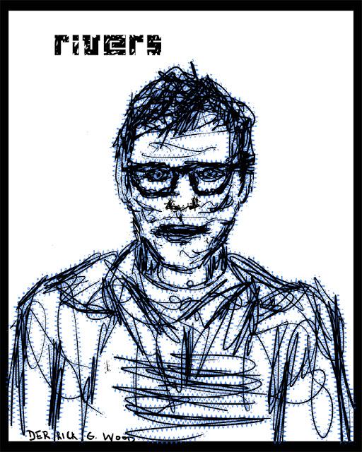 rivers cuomo weezer fan art fanart