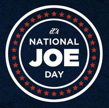 National Joe Day Wishes Lovely Pics