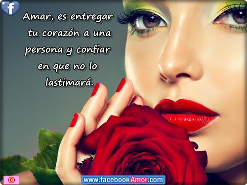 Frases De Amor Para Facebook: Nuevas Frases Romanticas Para Facebook Amor