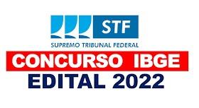 STF obriga novo Concurso Público do IBGE até 2022! Saiba mais