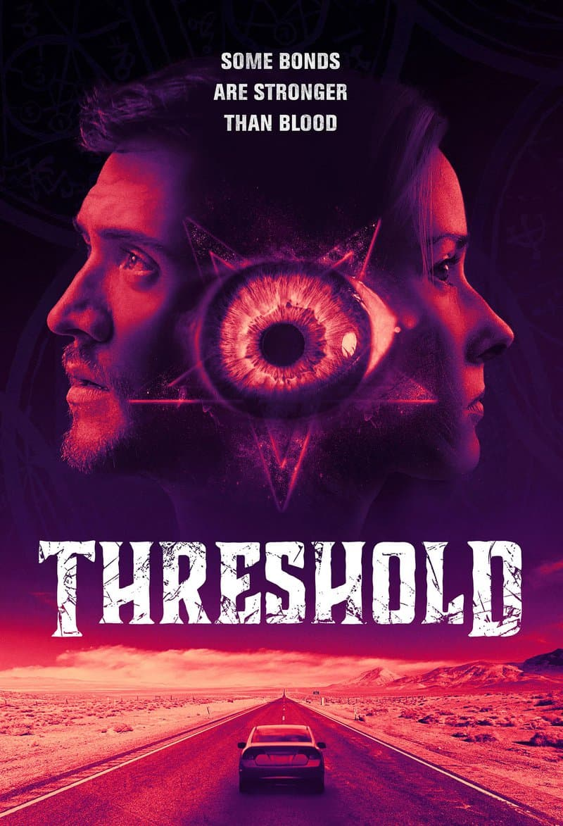 Вышел трейлер хоррора Threshold, целиком снятого на iPhone - Постер