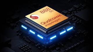 snapdragon 888 untuk huawei P50 4G