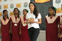 Actress Priya Anand with the Students of Shiksha Movement Event .COM 0009.jpg