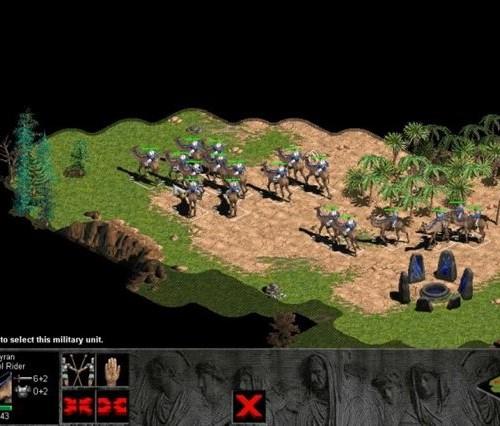 Đội quân đánh chém là đội quân được các game thủ sử dụng nhiều nhất