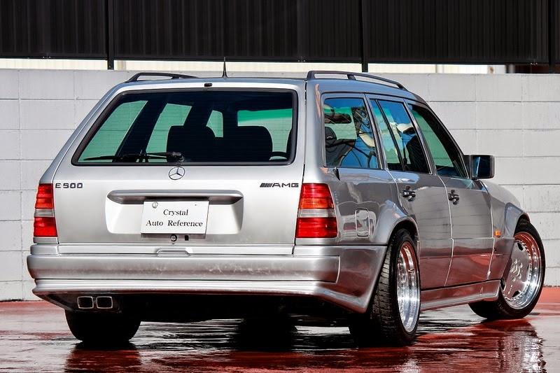 Brabus G Wagon >> Mercedes-Benz W124 E500T AMG   BENZTUNING