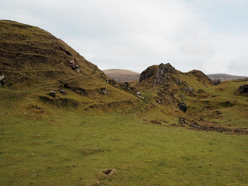 The Fairy Glen, Skye