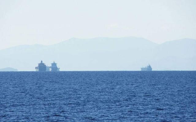 Στην Ανατ. Μεσόγειο είναι στραμμένη η προσοχή της Αθήνας