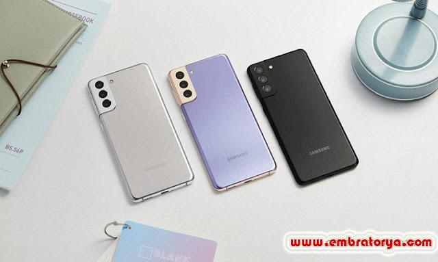 تعرف على مواصفات سلسلة هواتف S21 الجديدة من سامسونج وأسعارها