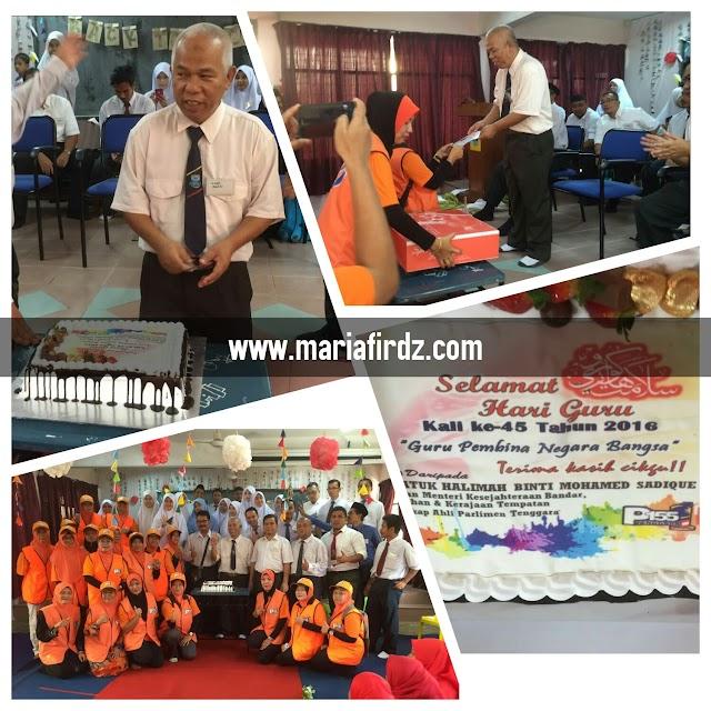 Sambutan Hari Guru 2016   Back To School!
