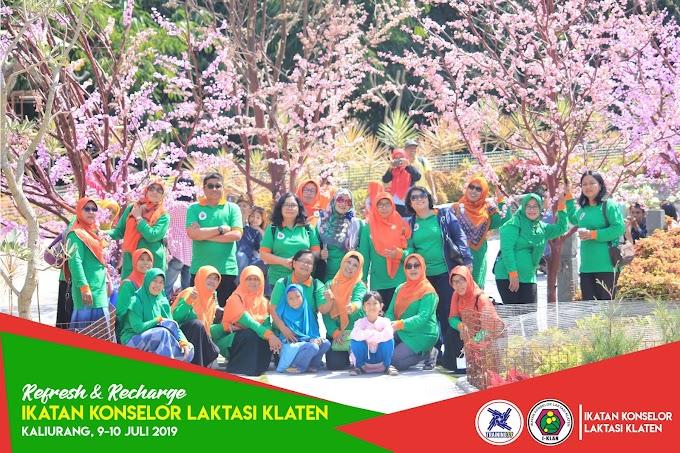 Refresh and Recharge Ikatan Konselor Laktasi Klaten