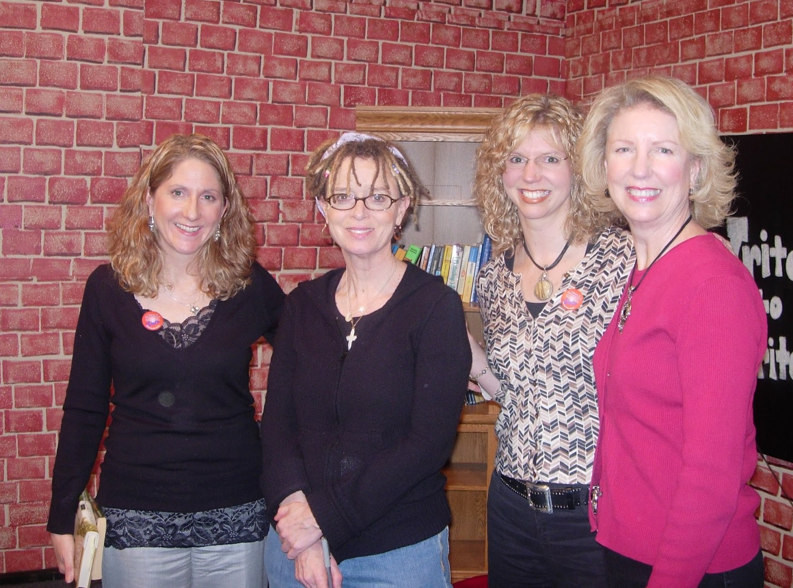 I Was Especially Excited To Meet Anne Lamott And Jodi Picoult  Two Book  Club Favorite Authors!