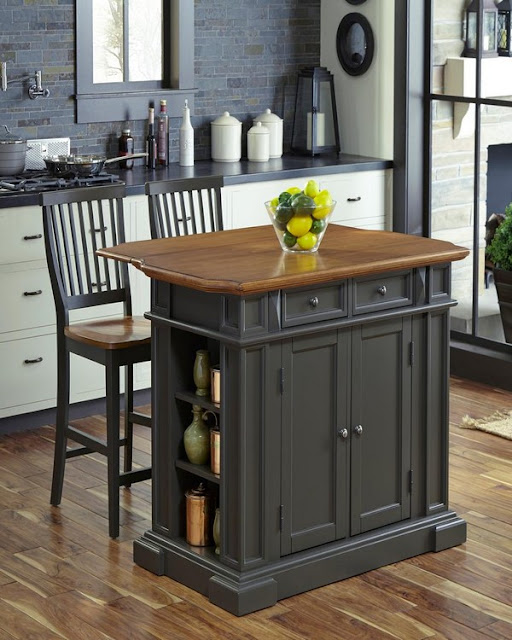 small traditional kitchen designs with islands