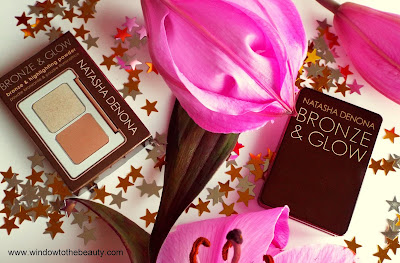 Natasha Denona Mini Bronze and Glow review