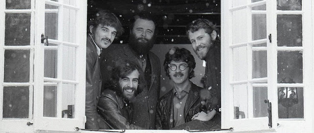 Once Were Brothers es un documental sobre los canadienses 'The Band'