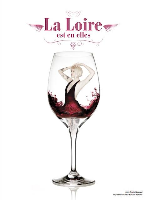 La Loire, les femmes, la vigne et le vin