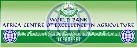 World Bank FUNAAB Scholarships for Specialized Graduate Programmes in Agriculture and Environment