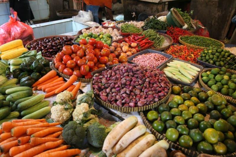 Ilustrasi Sayuran (Foto: Mahasiswa Bicara)