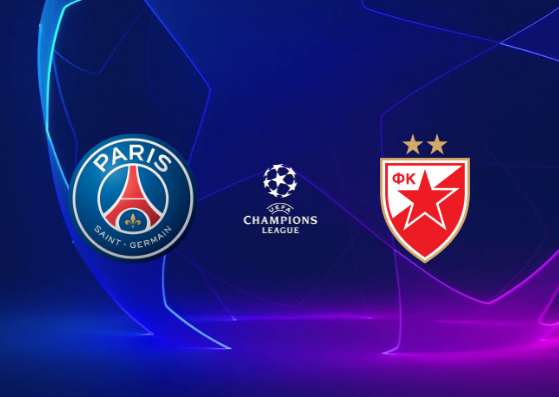 Paris Saint Germain vs FK Crvena Zvezda Full Match & Highlights 03 October 2018