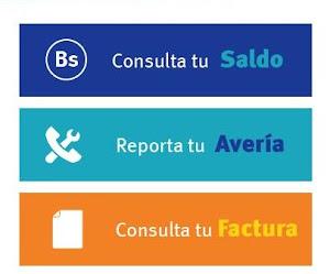 CANTV activó modulo de autogestión  en su portal web para consultas de saldo, factura y reportar averías