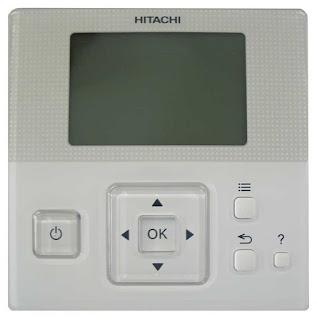 Instalación de aire acondicionado Hitachi