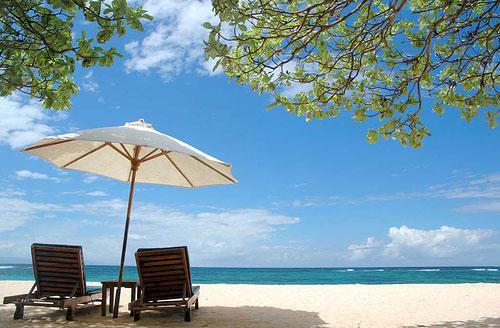 pantai terbersih di dunia