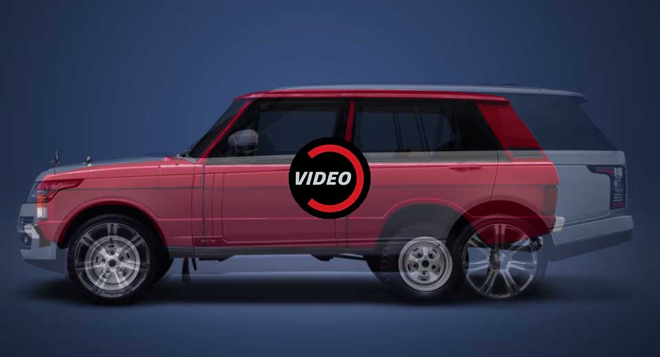 Who Is Range Rover Made By Html Autos Post