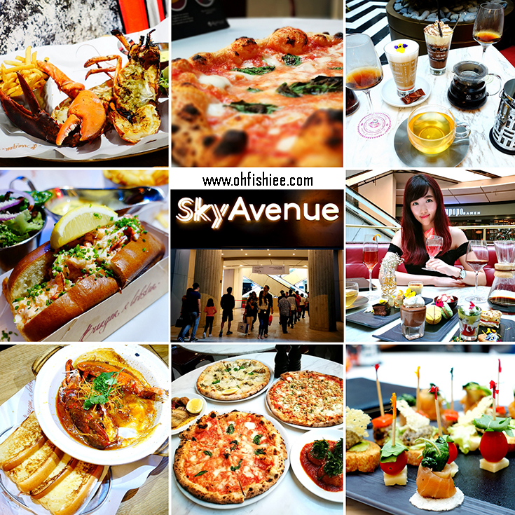 Top 3 Must Try Restaurants At Sky Avenue Genting Highlands