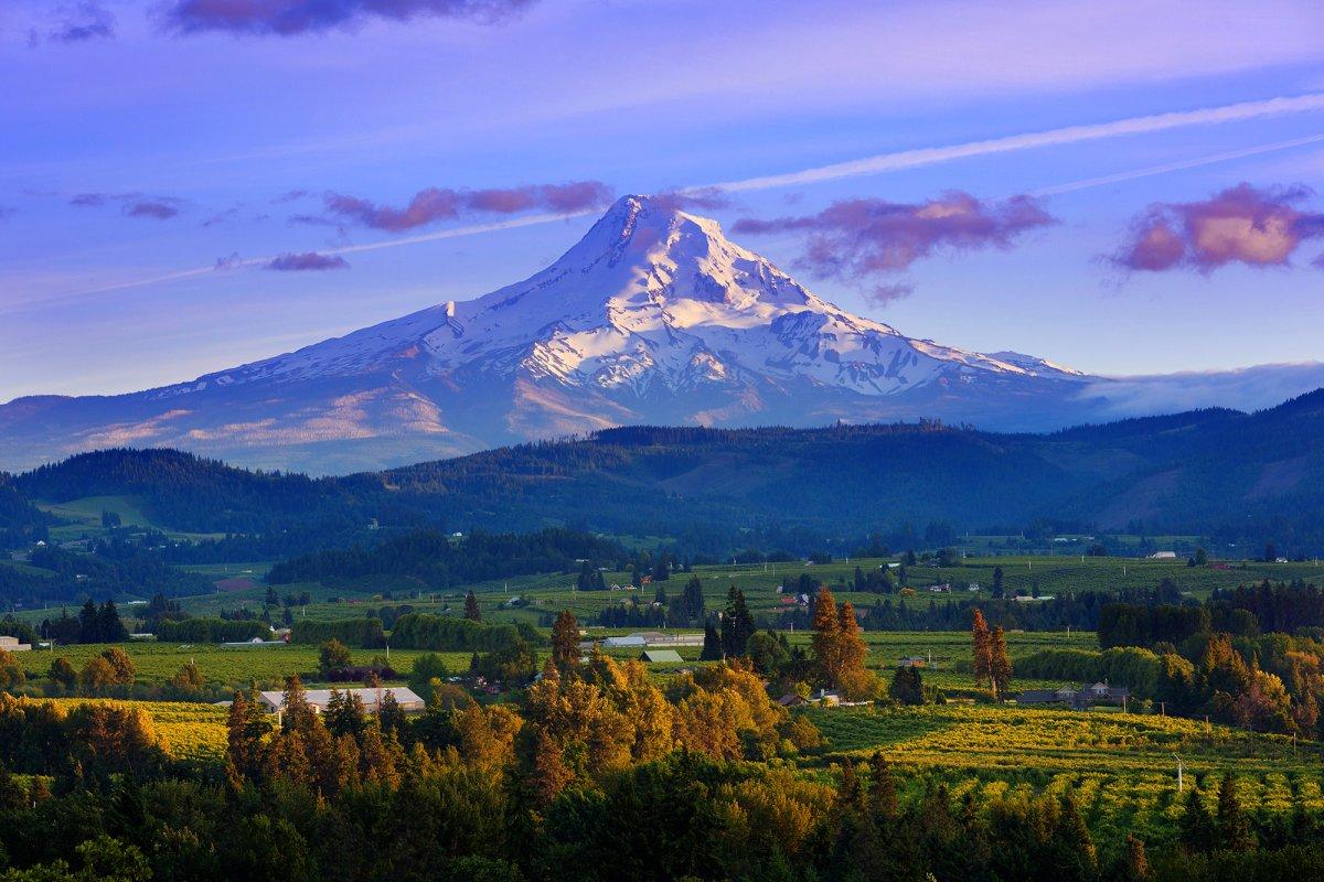 Самые известные горы в США