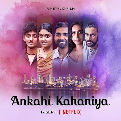 Ankahi Kahaniya (2021) Hindi 720p HDRip ESub x265 HEVC 560Mb
