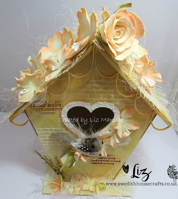 Laserowe Love Bird House | By Liz