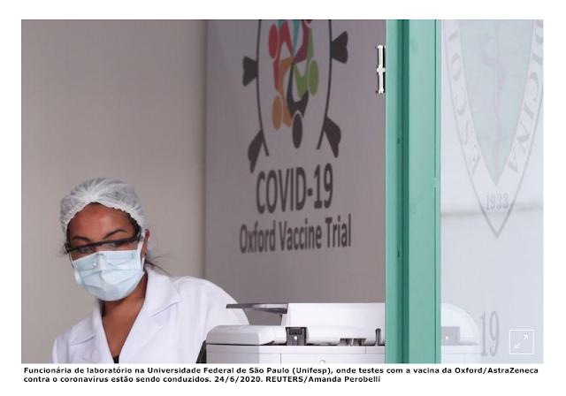 Brasil chega a 136.895 mortes por Covid-19