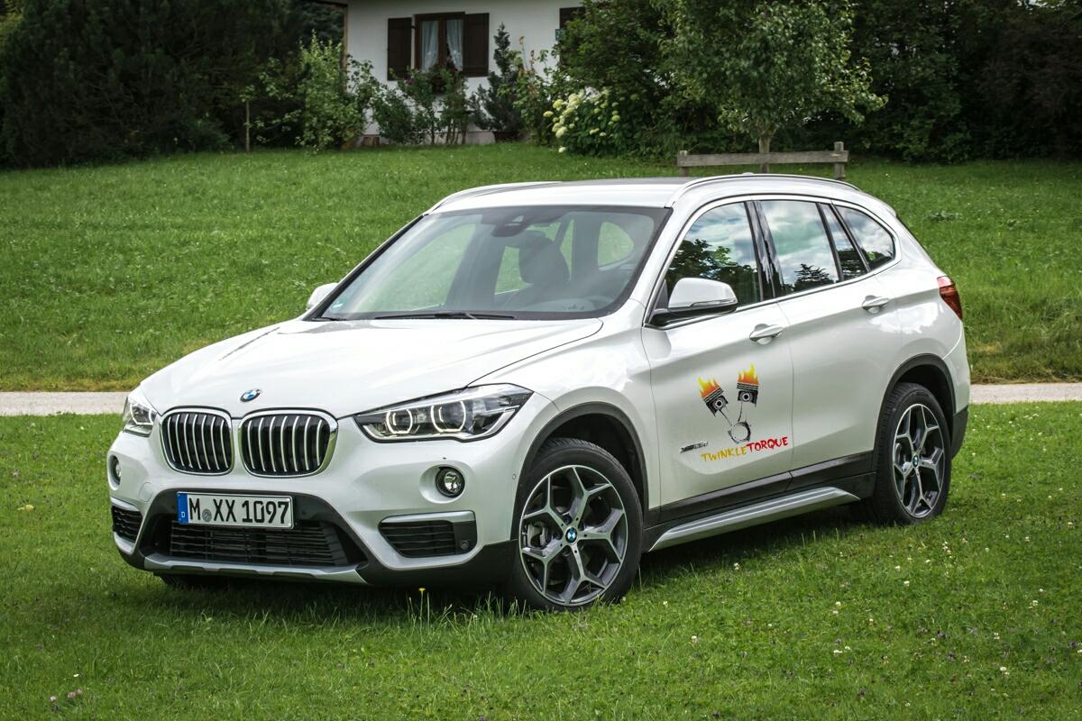 BMW X1 twinkle torque