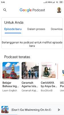 Pengantar Podcasting bagi pemula dengan menggunakan aplikasi Anchor Podcast, Podcasting, Top, Podcaster