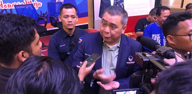 Fraksi Partai Nasdem Dukung Penuh Pembubaran Ormas FPI