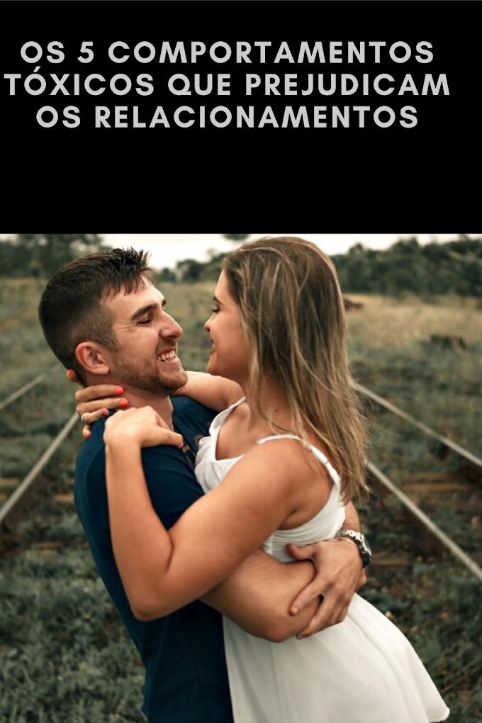 Os 5 comportamentos tóxicos que prejudicam os relacionamentos