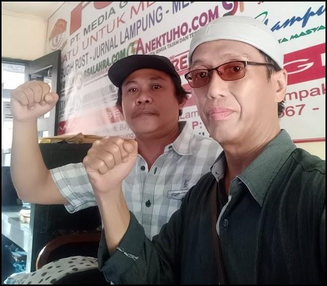 Diduga, Pekerjaan lelang tender proyek di Lampung Tengah dijadikan ajang Korupsi