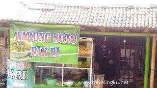 Warung Soto Pak P.I